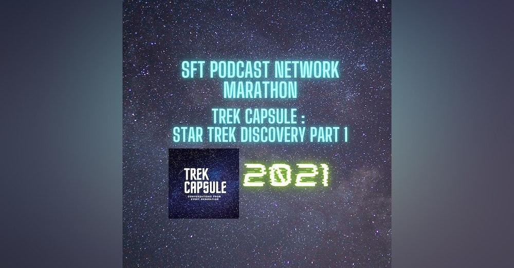 2021 Marathon Star Trek Discovery Part 1
