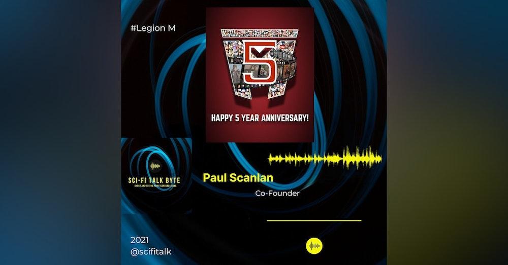 Byte Paul Scanlan Legion M