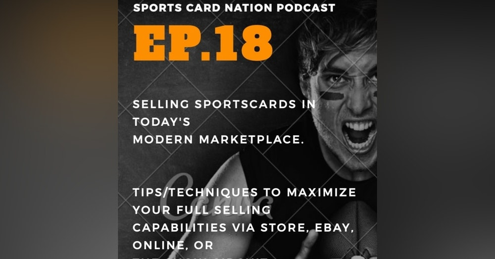 Ep.18 Selling in the Modern Marketplace