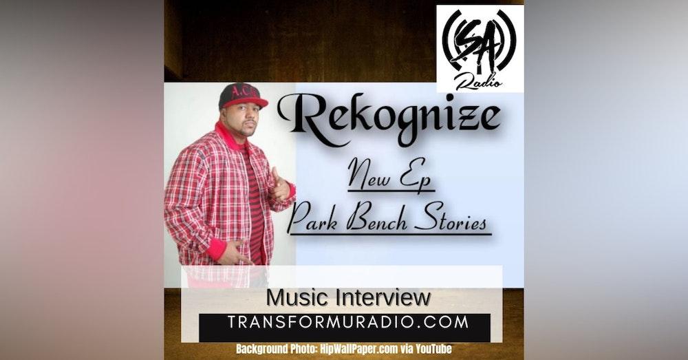 Music Interview with Master Rek aka Rekognize360