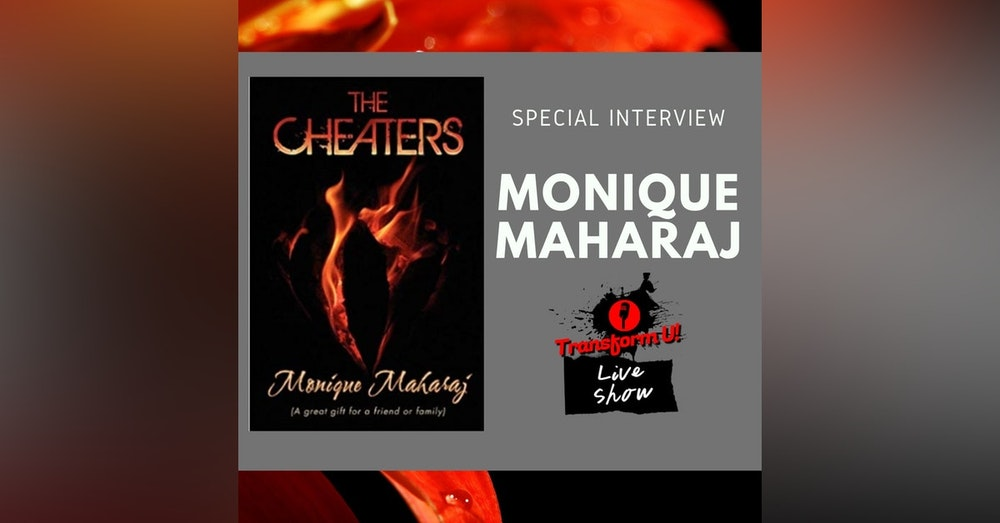 Dealing with Cheating, Divorce, Drug Overdose and Kids First with Monique Maharaj