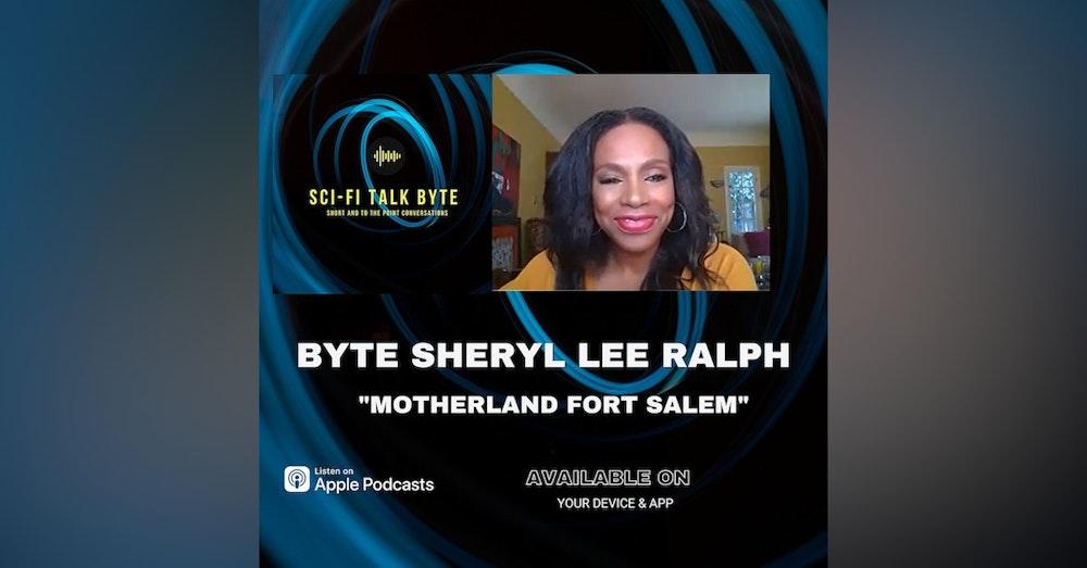 Byte Sheryl Lee Ralph Motherland's President