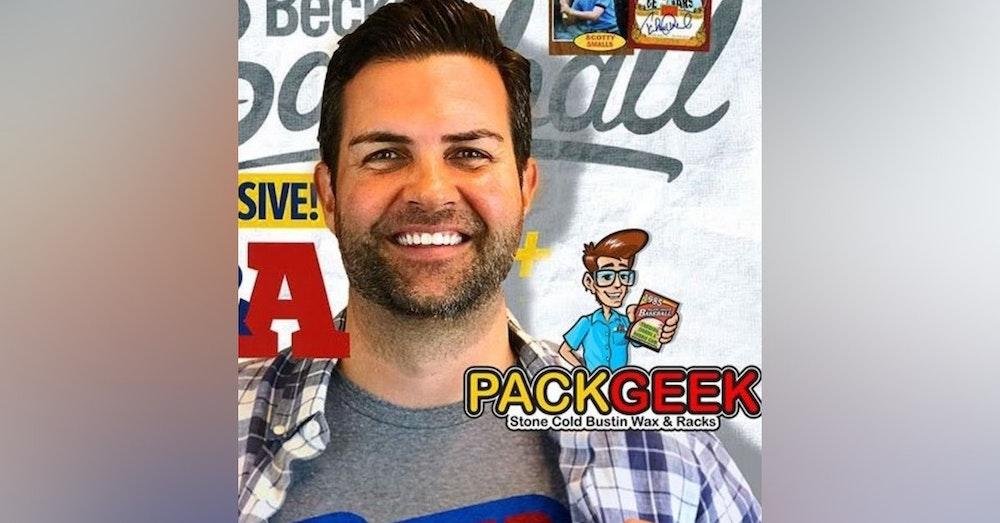 Ep.32 w/Pack Geek's Jeff Hoferer,Trip to Cooperstown