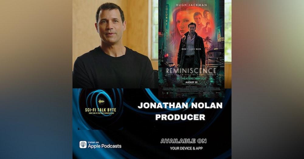 Byte Jonathan Nolan On Reminiscence