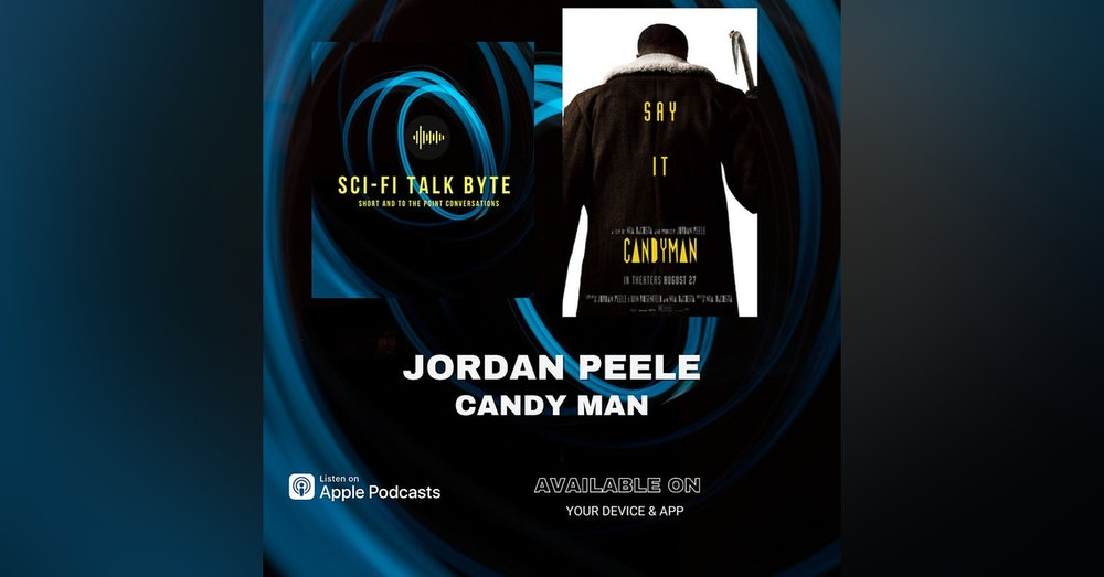 Byte Jordan Peele On Candyman