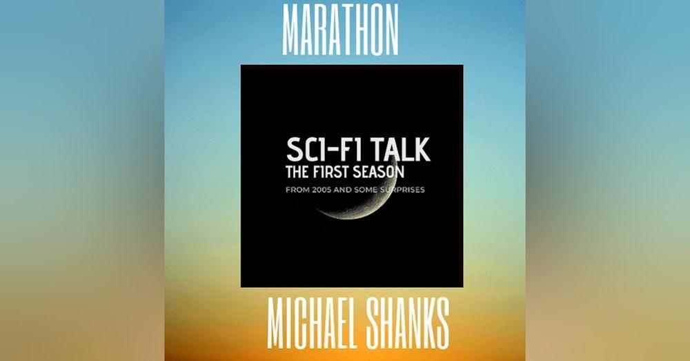 Holiday Marathon Michael Shanks