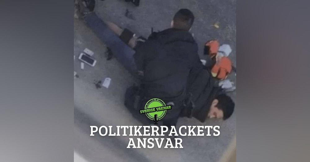 339. Politikerpackets ansvar