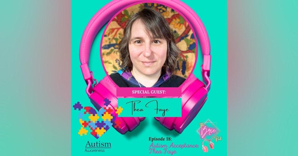 Autism Acceptance Week 2: Thea Faye