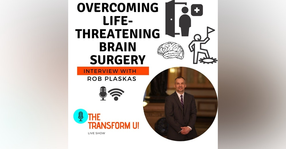 My Fight For Recovery: A story of overcoming life-threatening brain surgery