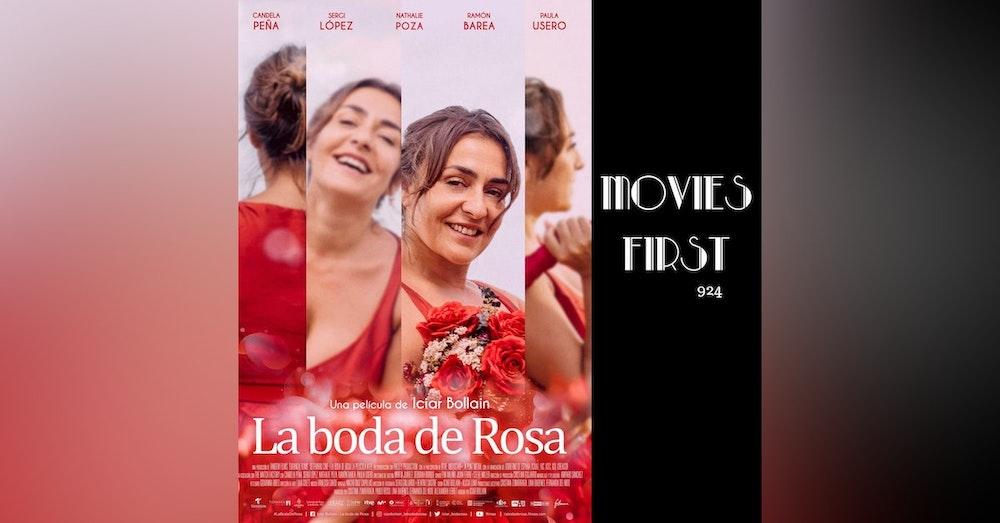Rosa's Wedding (Comedy, Romance) (review)