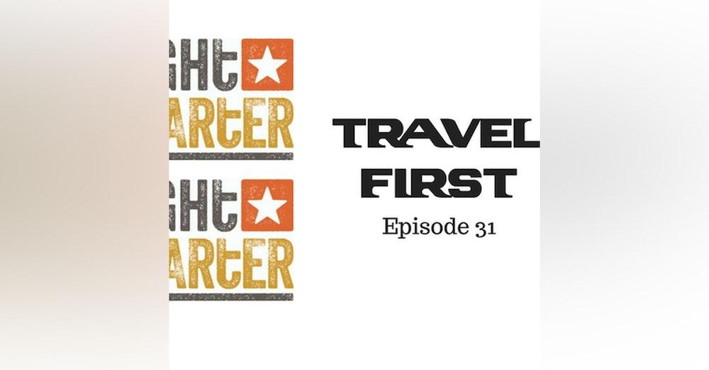 32: The Night Quarter, Gold Coast, Australia - Travel First with Alex First & Chris Coleman Episode 31