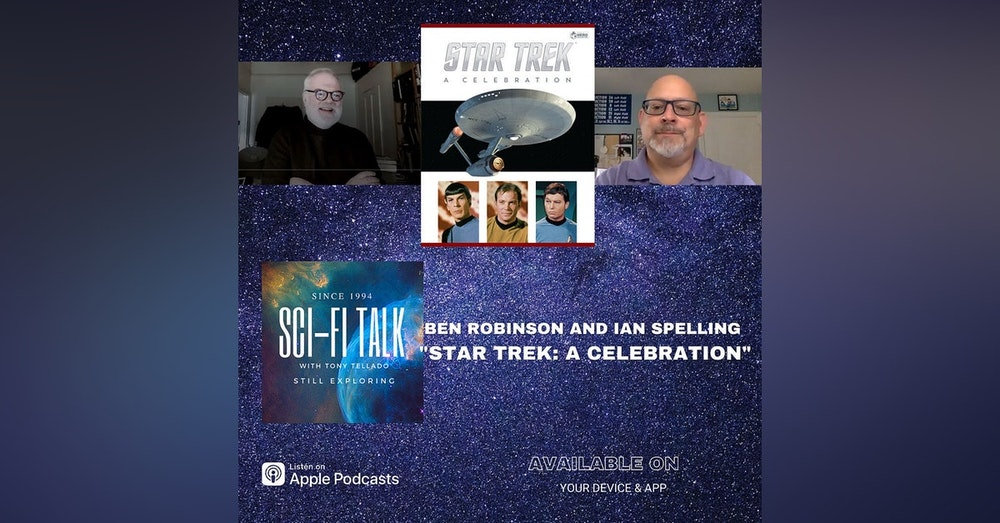 Star Trek A Celebration With Robinson And Spelling