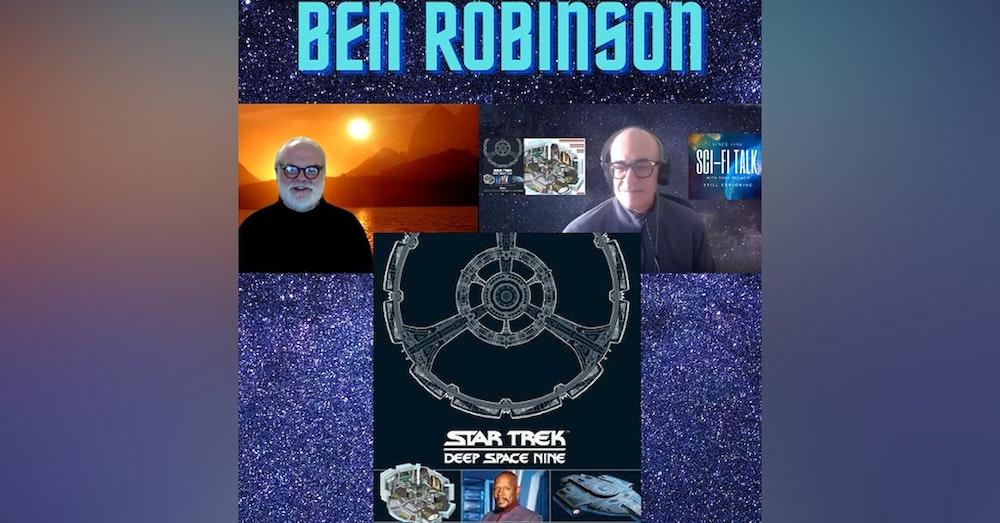 Ben Robinson On Star Trek  DS9 Handbook