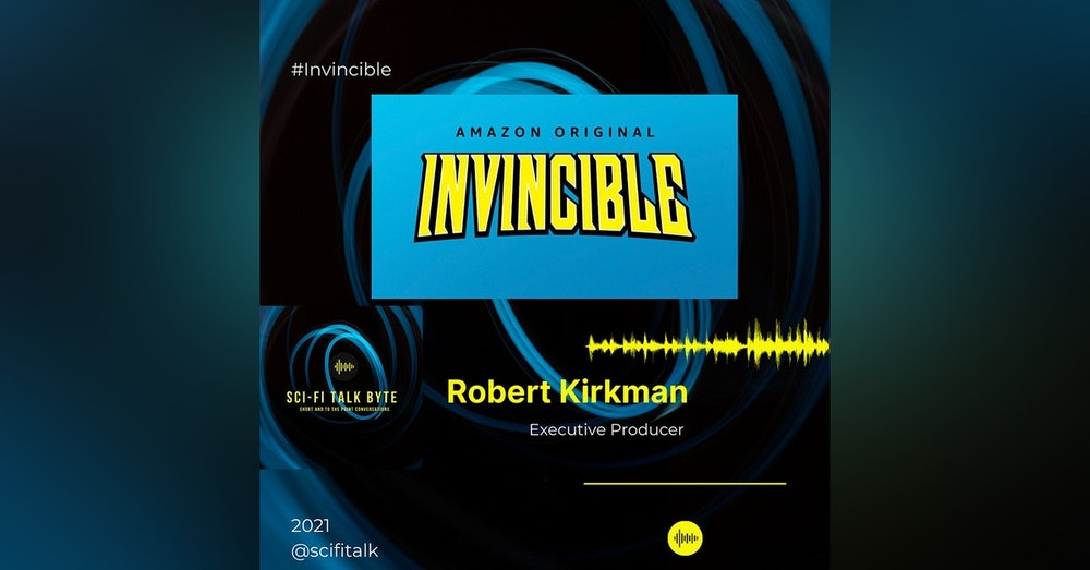 Byte Robert Kirkman On Invincible