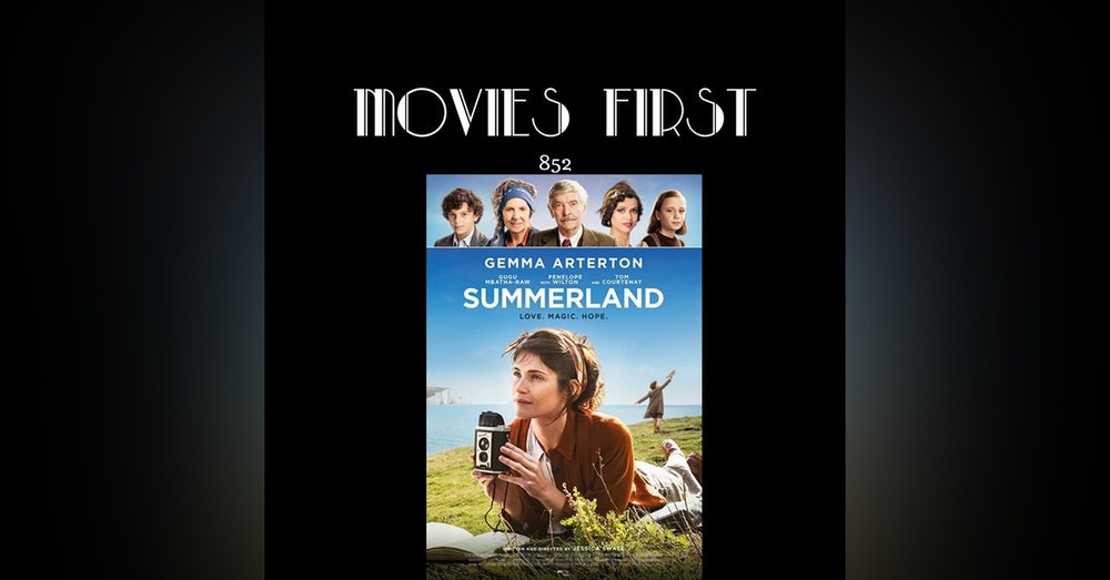 Summerland (Drama, Romance, War) (the @MoviesFirst review)