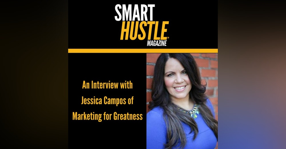 Life Lessons and Marketing Tips from The Social Media Guru, Jessica Campos