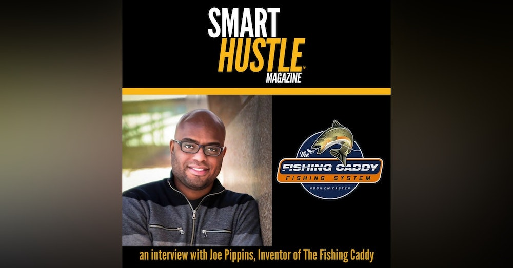 From Humble Beginnings: Joe Pippins' Success of The Fishing Caddy