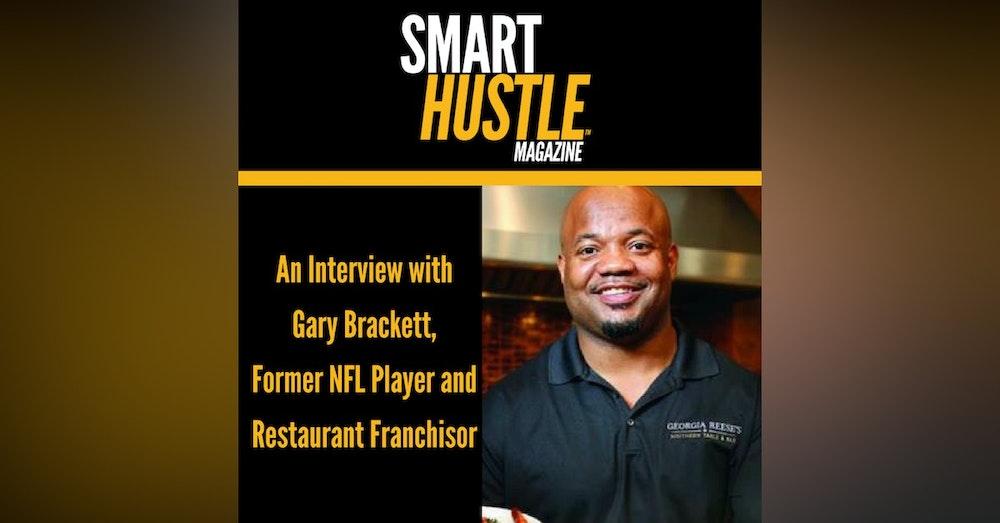 How NFL Player Gary Brackett Became a Successful Restaurant Franchisor