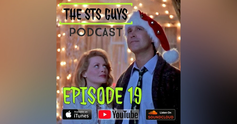 The STS Guys - Episode 19: The Super Mega Late Christmas Special