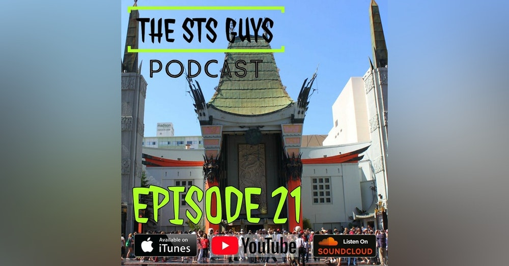 The STS Guys - Episode 21: Jeremy and Larry Go To Hollywood