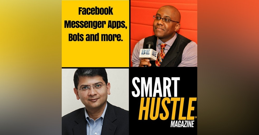 Facebook Messenger Apps interview with Beerud Sheth