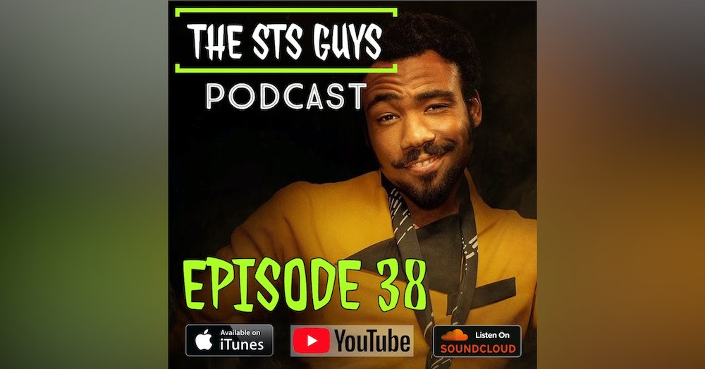 The STS Guys - Episode 38: Roseanne Solo
