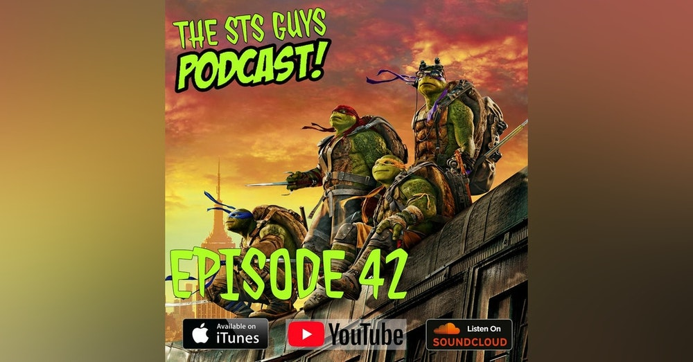 The STS Guys - Episode 42: What Happens in Vegas (Comic Con)
