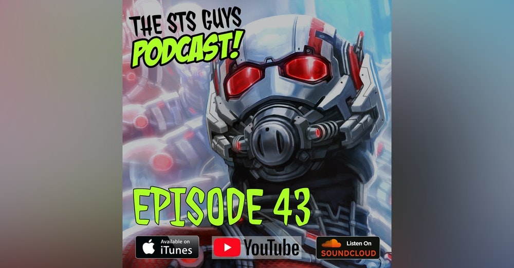 The STS Guys - Episode 43: STS Goes Quantum