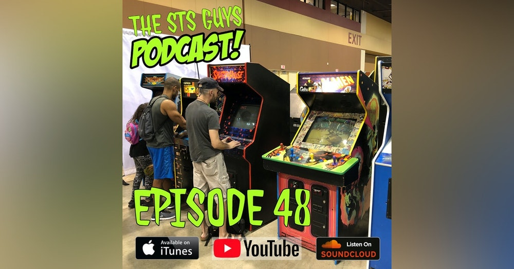 The STS Guys - Episode 48: Game On....Expo