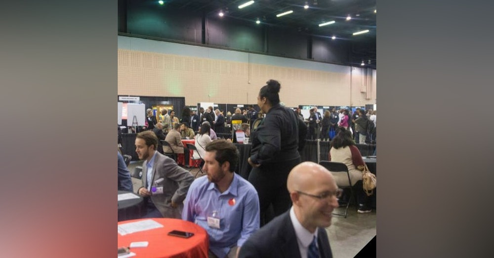 Small Business Expo Founder Shares His Tips on Networking