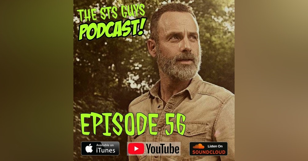 The STS Guys - Episode 56: Venom, The Walking Dead & NYCC