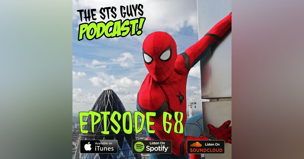 The STS Guys - Episode 68: Ghostbustas