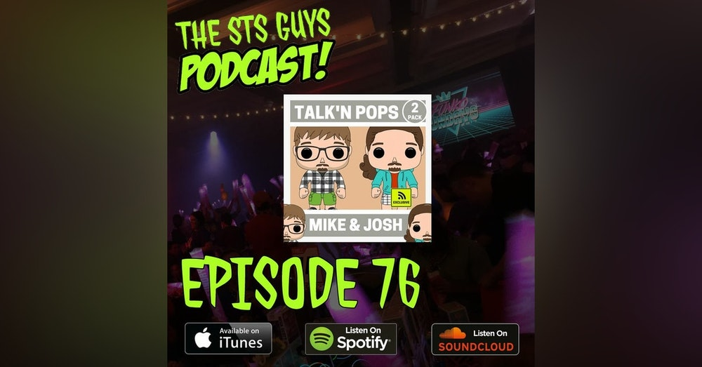 The STS Guys - Episode 76: The Detolf (ft. Talk'N Pops)