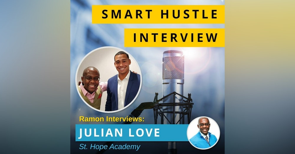 Julian Love on Reports and Making an Impact in Your Business and Your Community