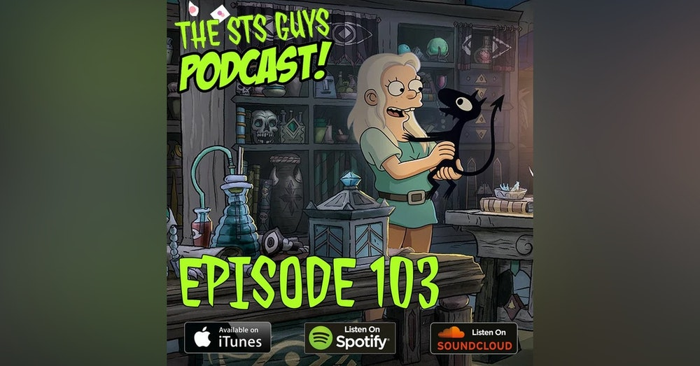 The STS Guys - Episode 103: Fall Show Frenzy