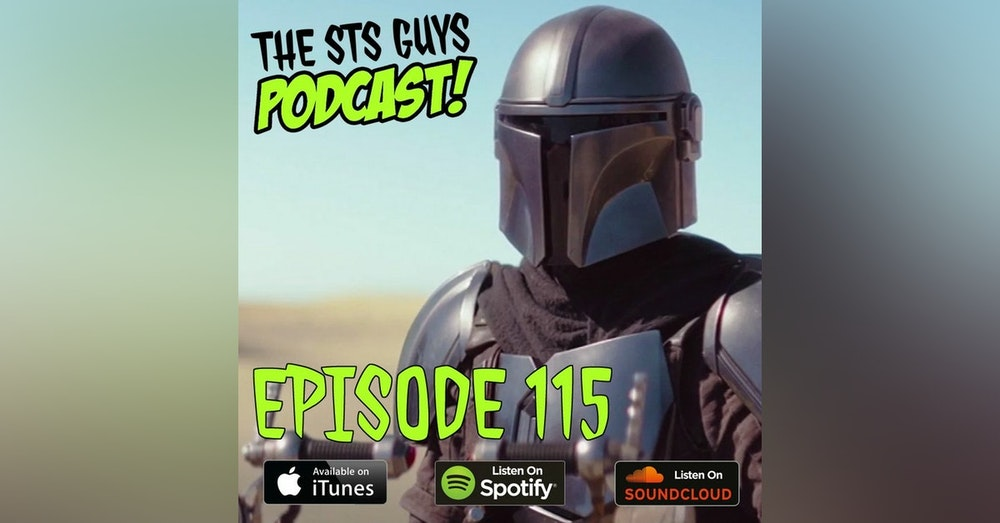 The STS Guys - Episode 115: Mando Rising