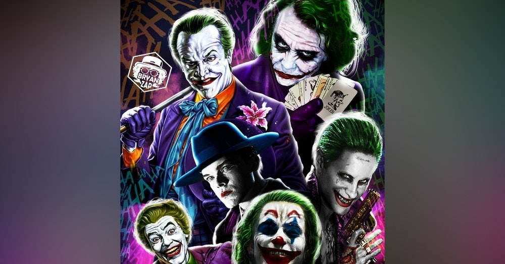 LoFi Top 5 -36 - The Funniest Villains Episode