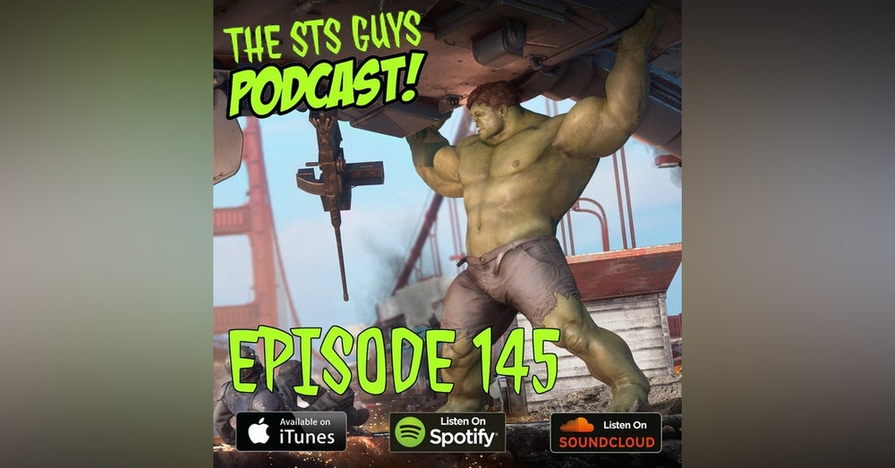 The STS Guys - Episode 145: Avengers Assemble