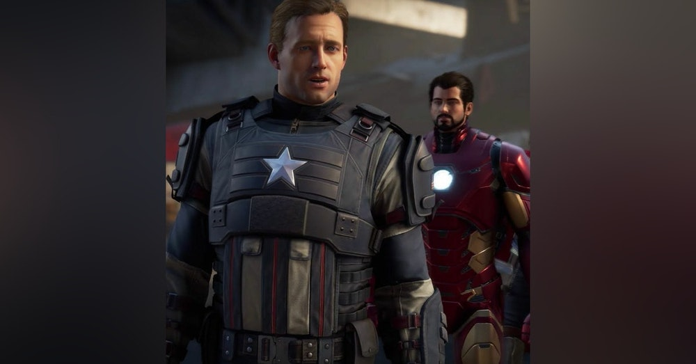Ep. 78 My Marvel Avengers Game Review, Finding Value in Wine & Name Recognition