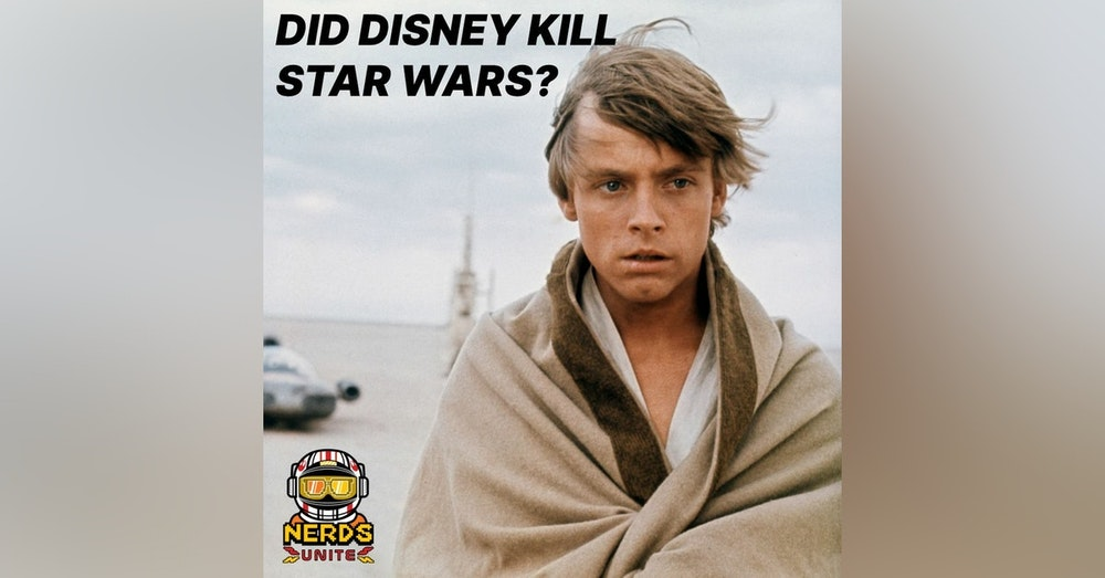 #ForceFiesta Special Edition: Did Disney Kill Star Wars?