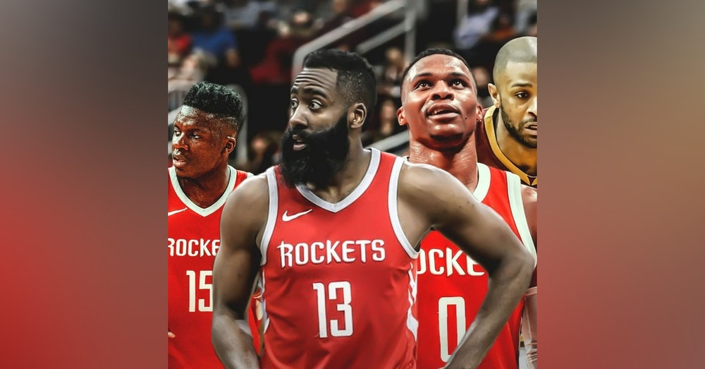 To Immediately Revitalize Their Franchise, The Rockets Need to Trade Harden & Westbrook