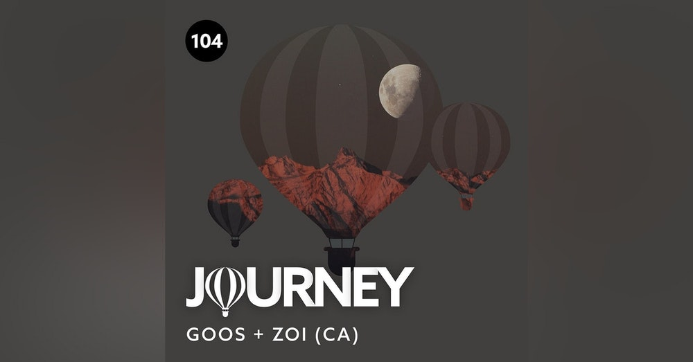 Journey - Episode 104 - Guestmix by Zoi (CA)