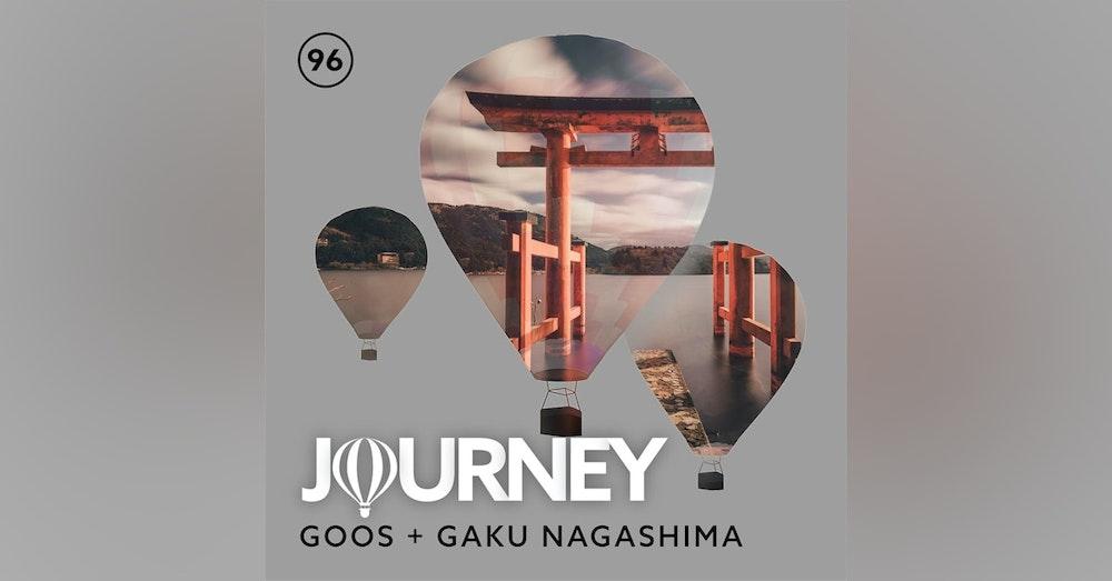 Journey - Episode 96 - Guestmix by Gaku Nagashima