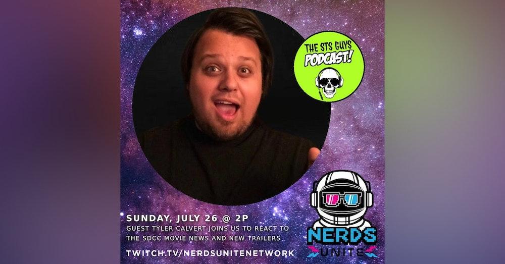 #NerdsUniteCon Special Edition with Tyler Calvert