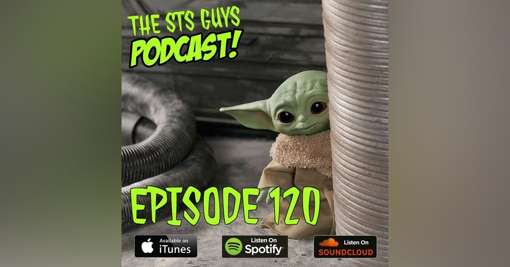 The STS Guys - Episode 120: Dude, Where's My Mandoverse