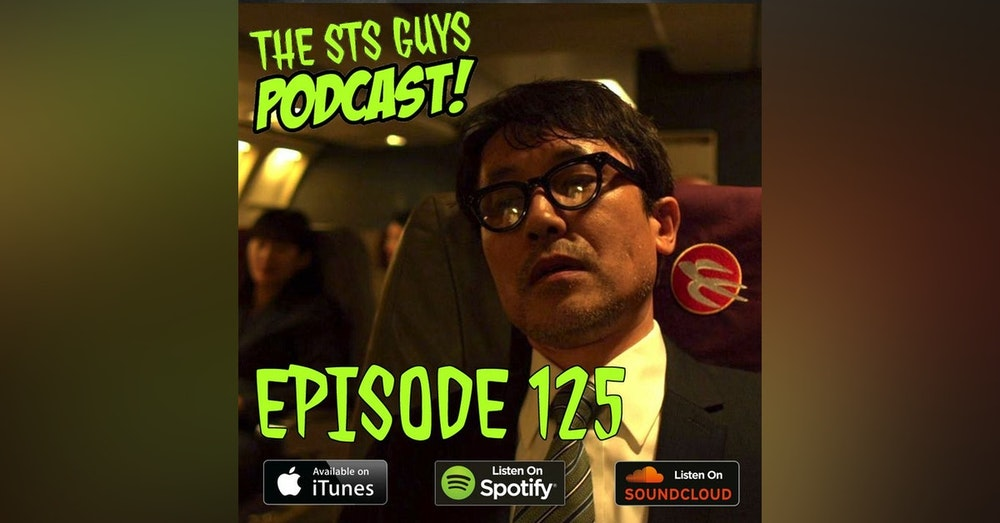 The STS Guys - Episode 125: Contagion-Cast