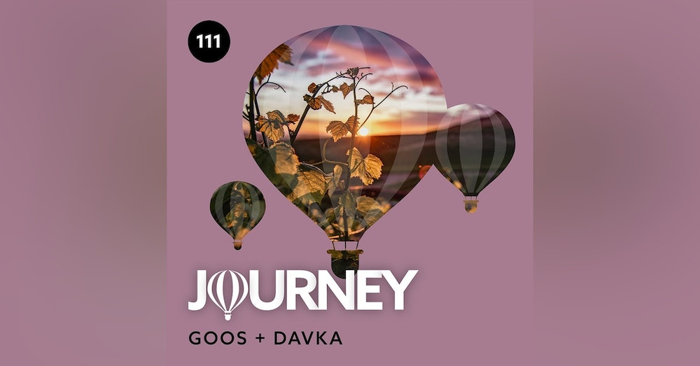 Journey - Episode 111 - Guestmix by Davka