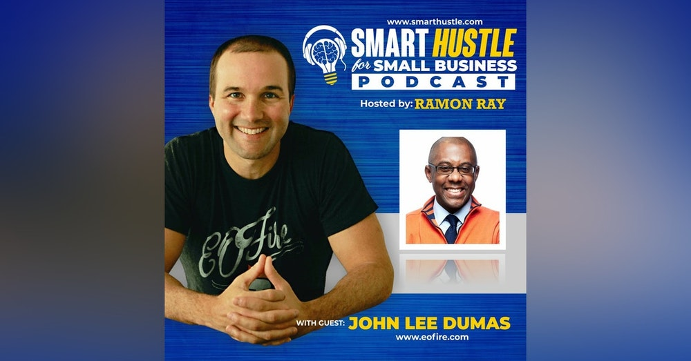John Lee Dumas - The Common Path to Uncommon Success