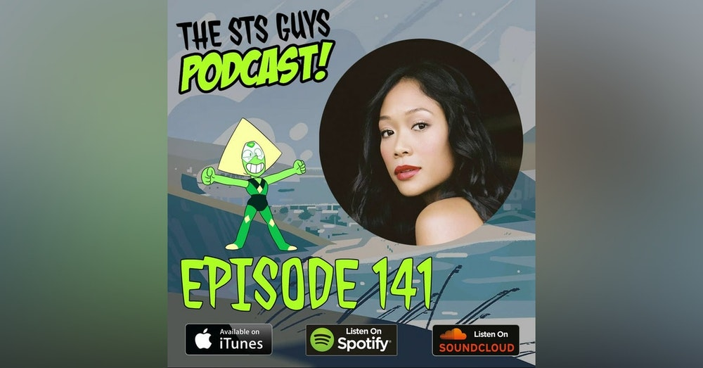 The STS Guys - Episode 141: Steven Universe with Shelby Rabara