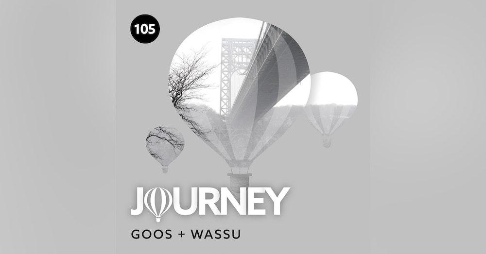 Journey - Episode 105 - Guestmix by Wassu